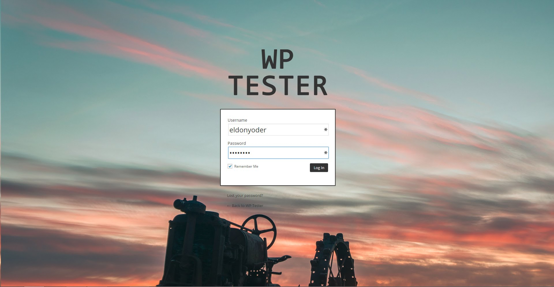 Customize Your WordPress Login Page With This Plugin – ImagineWP