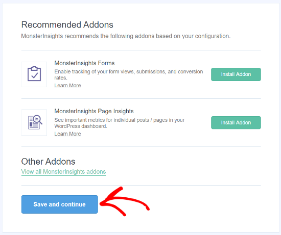 Recommended Addons