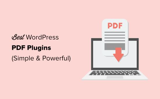 Best WordPress PDF Plugins