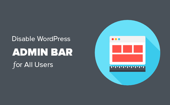 Disabling WordPress admin bar for all users except administrators