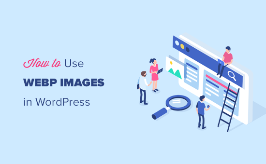 Adding WebP images in WordPress
