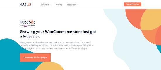 HubSpot WooCommerce CRM