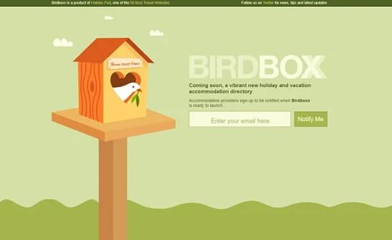 BirdBox Coming Soon