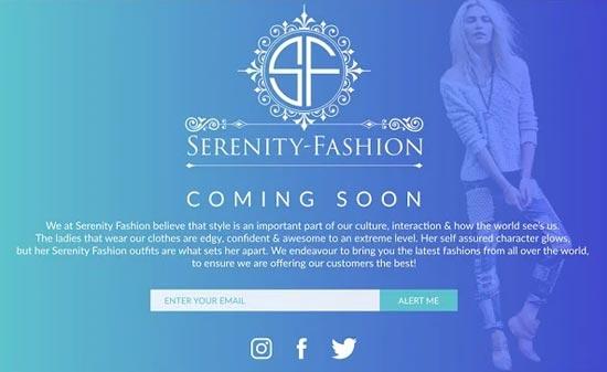 Serenity Fashion