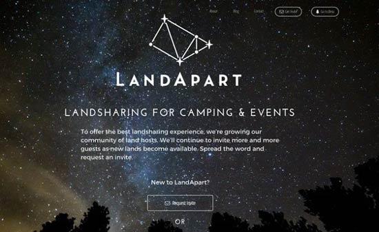 Land Apart